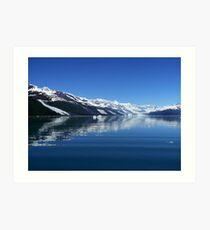 Prince William Sound - Alaska Art Print