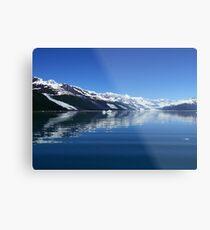 Prince William Sound - Alaska Metal Print