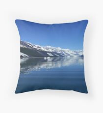 Prince William Sound - Alaska Throw Pillow