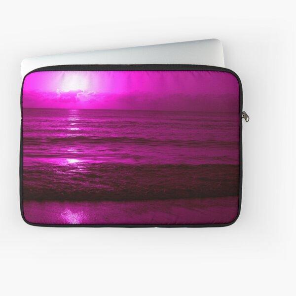 Pink Sunrise Laptop Sleeve