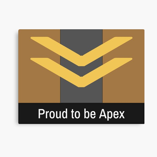 Copy of Starbound Proud to be Apex Canvas Print