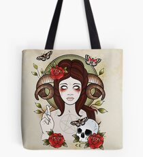 Pagan Goddess Tote Bag