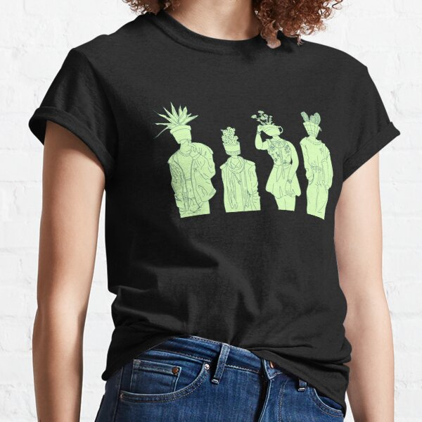 Pflanzenmenschen Classic T-Shirt
