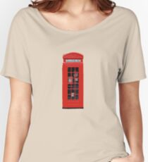 Phonebox Women's Relaxed Fit T-Shirt