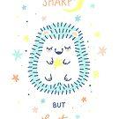 Cute Hedgehog by freeminds