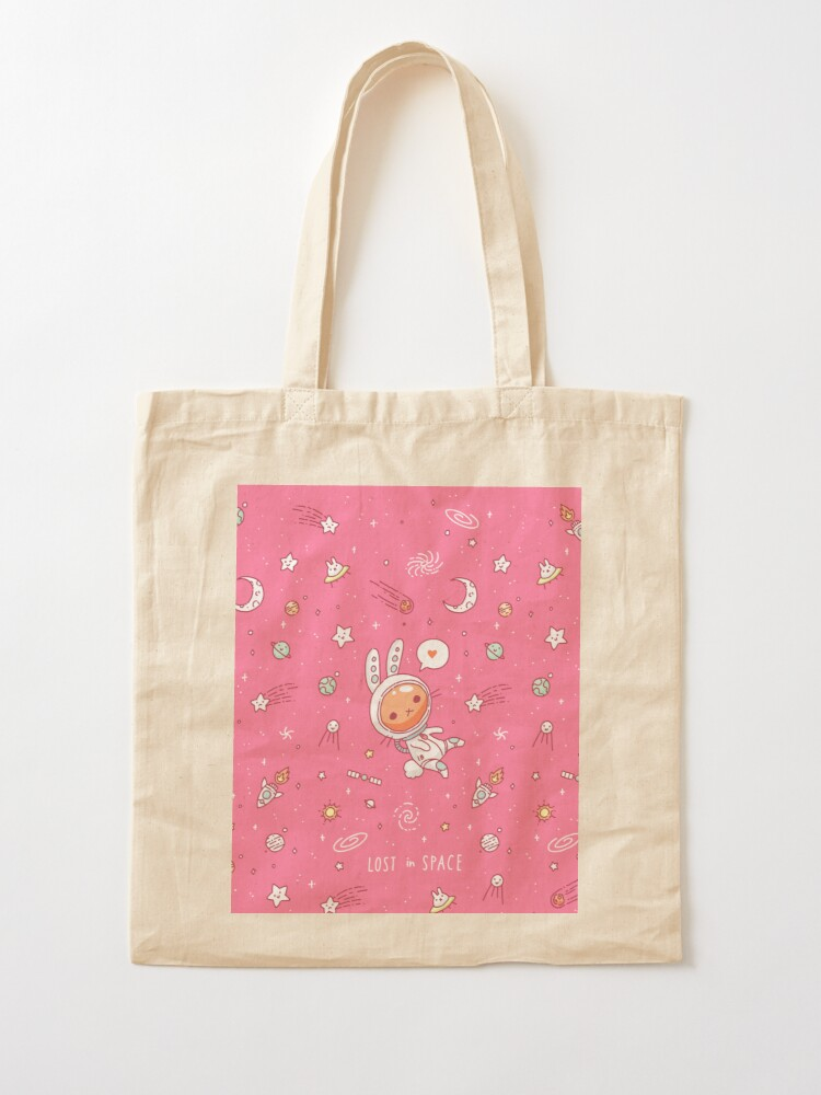 Alternate view of Lost in Space Tote Bag