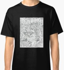The Lovecraft Tapes Chapter 2 Dark Angeles Classic T-Shirt