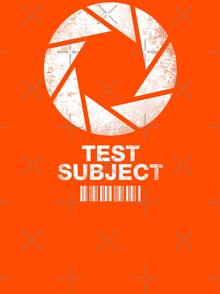 I was a Test Subject by RevolutionGFX