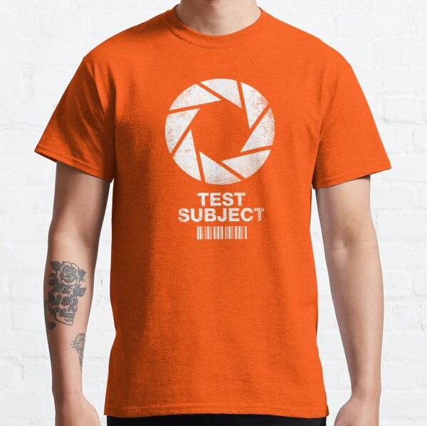 I was a Test Subject Classic T-Shirt
