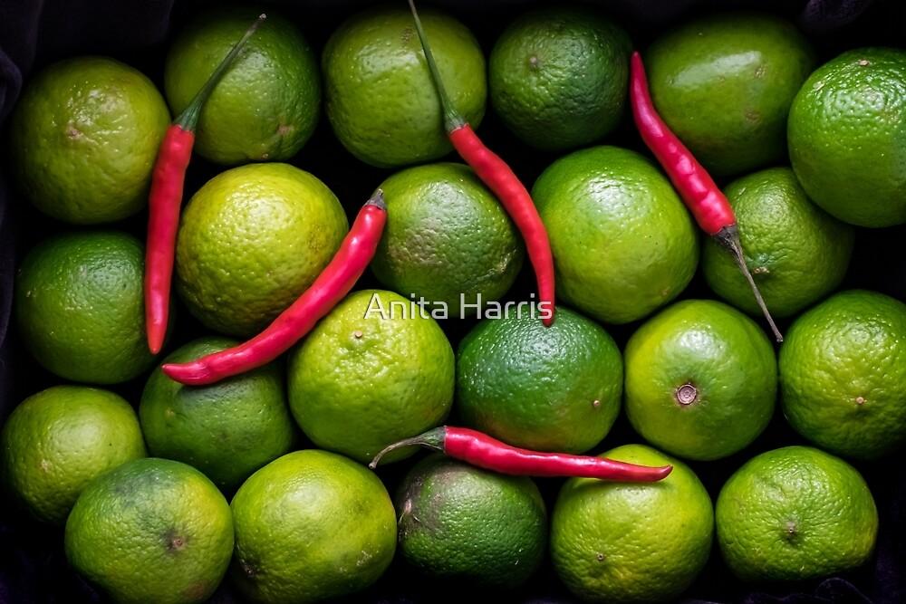 Hot Limes by Anita Harris