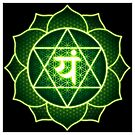 Heart Chakra by William James Taylor Junior