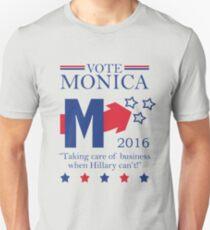 Vote Monica in 2016 T-Shirt