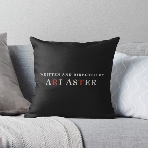 Ari Aster Throw Pillow