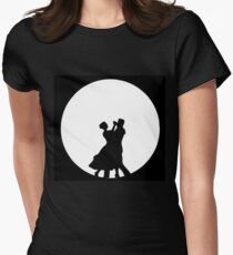 Silhouette III Womens Fitted T-Shirt