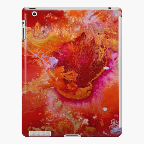 Abstract Magic 23 iPad Snap Case