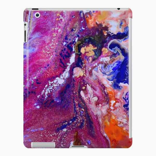 Abstract Magic 19 iPad Snap Case