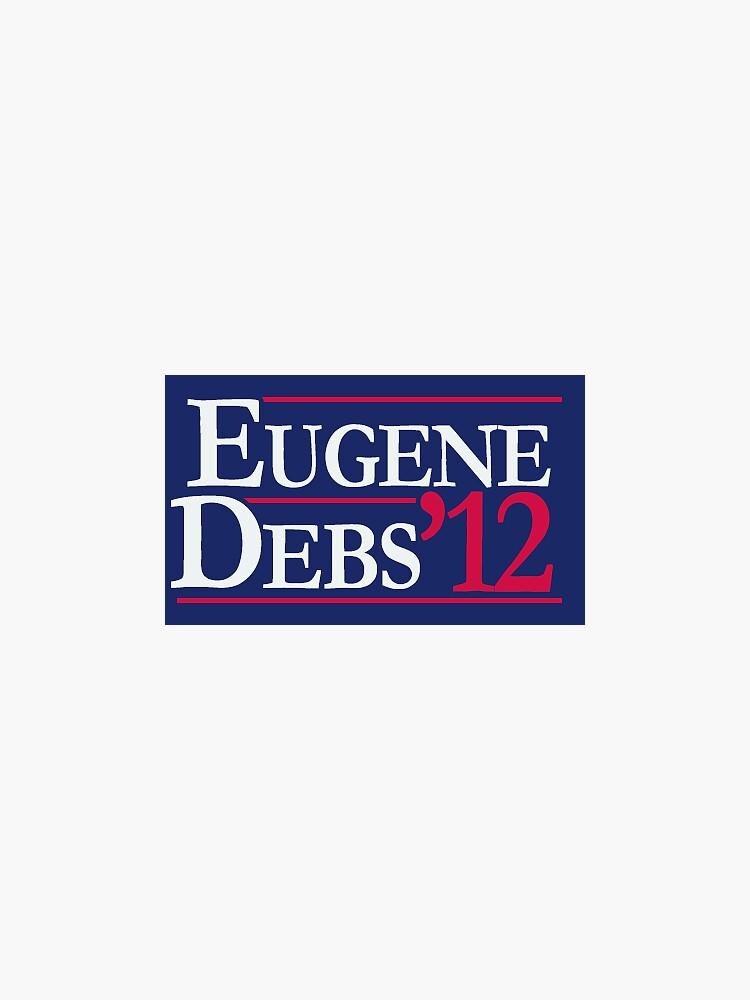 Eugene Debs Candidate logo by loganlongacre