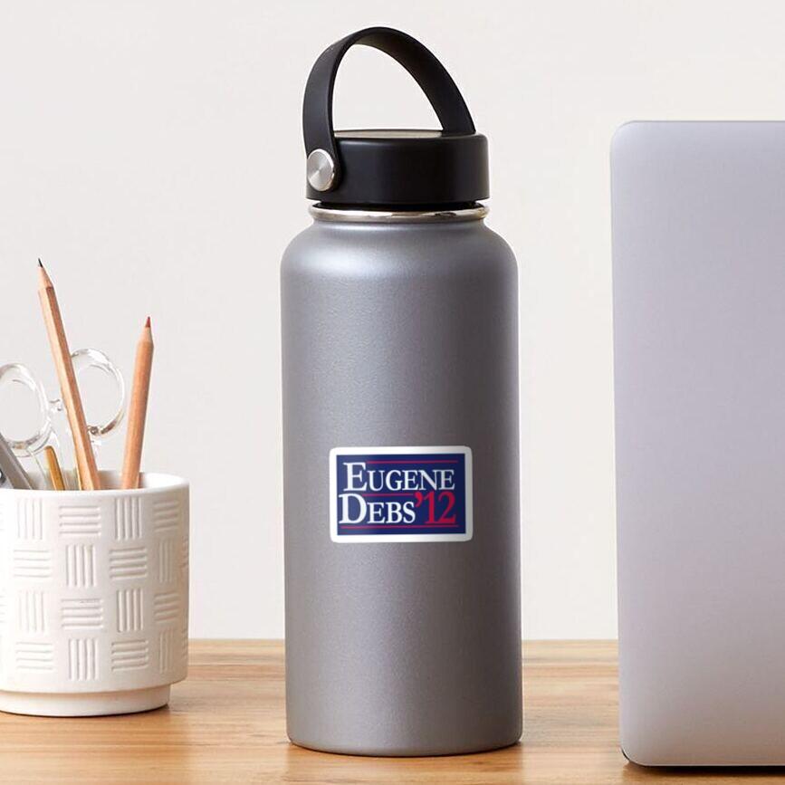 Eugene Debs Candidate logo Sticker