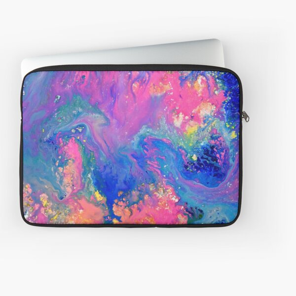 Abstract Magic 14 Laptop Sleeve