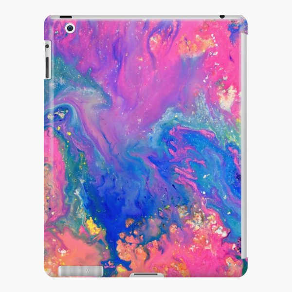Abstract Magic 14 iPad Snap Case