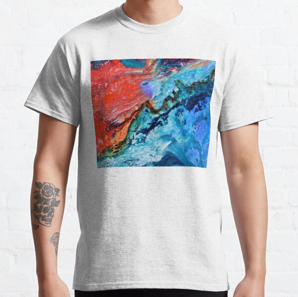Magie abstraite 10 Classic T-Shirt