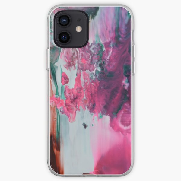 Magie abstraite 1 iPhone Soft Case