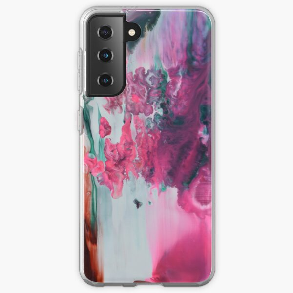 Magie abstraite 1 Samsung Galaxy Soft Case