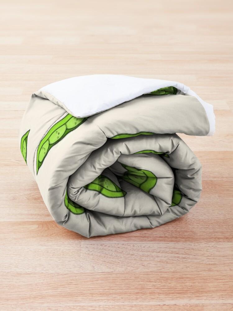 Alternate view of Peas In The Cozy Pod Comforter