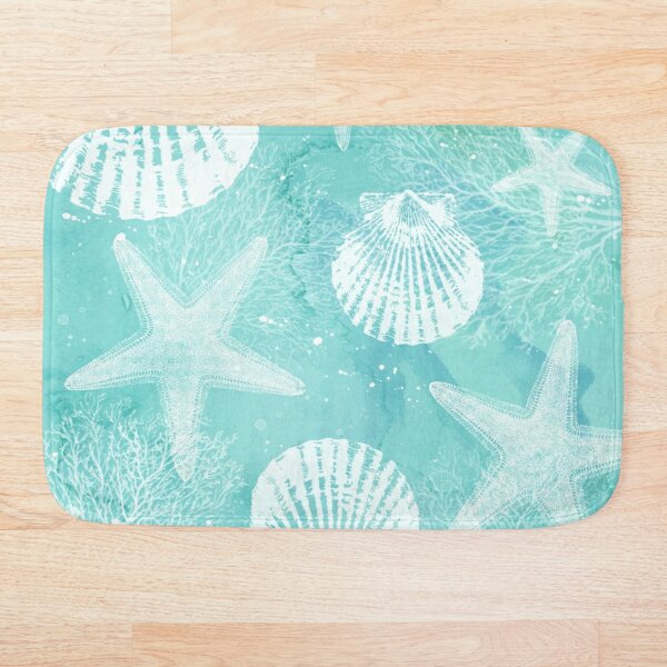 coastal Bath Mat