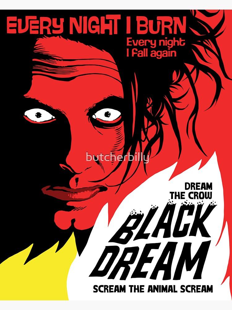 Black Dream by butcherbilly