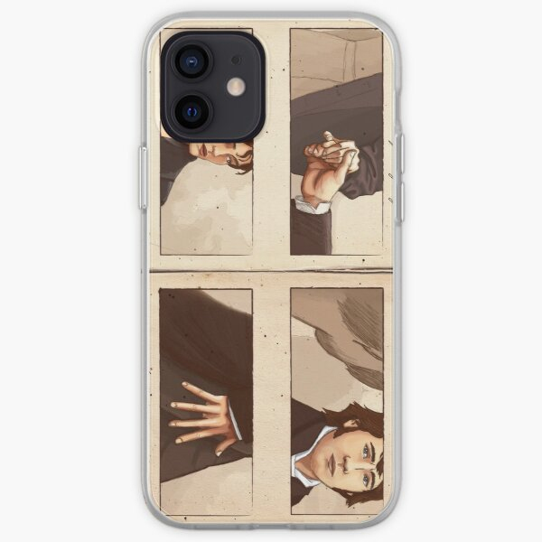 Pride and Prejudice - Hands iPhone Soft Case