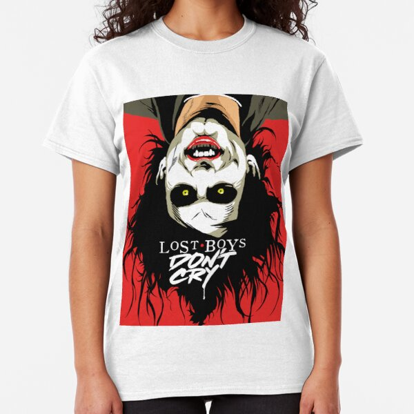 Cry Boys Classic T-Shirt