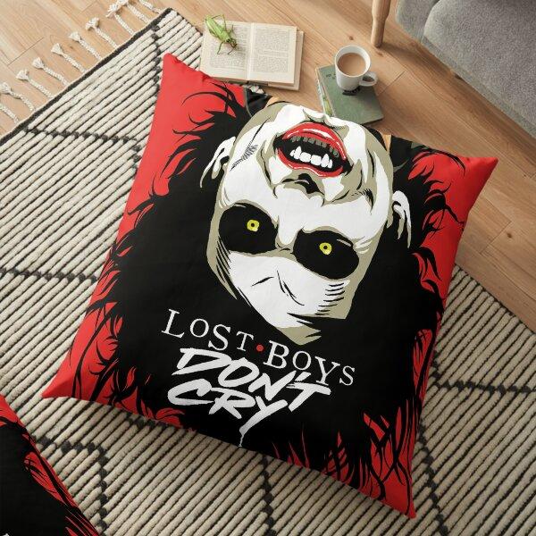 Cry Boys Floor Pillow