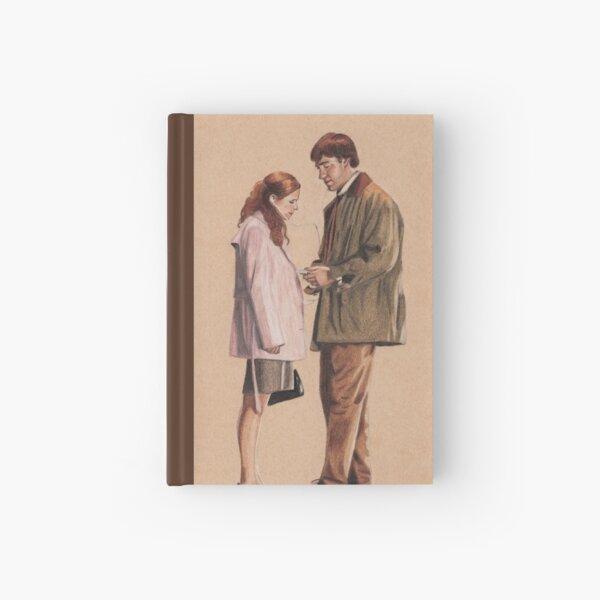 Swaying isn't Dancing (sans background) Hardcover Journal