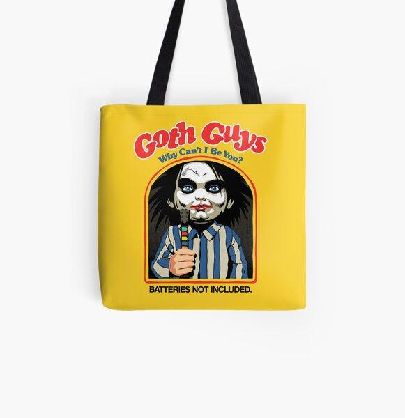Werewolf Goth Horror Punk B Movie Ladies Small Shoulder Bag