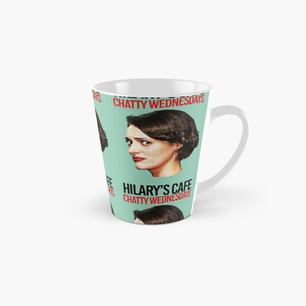 Chatty Wednesdays: Fleabag  Tall Mug