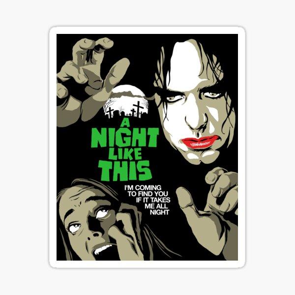 The Night Sticker