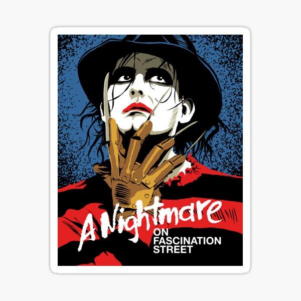 The Nightmare Sticker