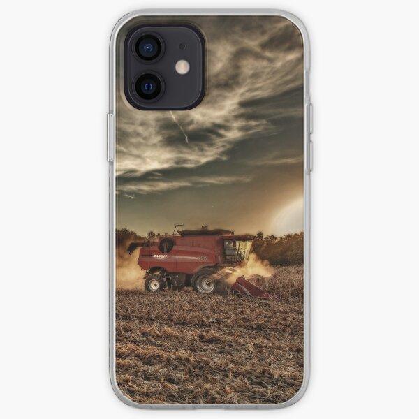 Evening Harvest iPhone Soft Case