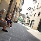 peoplescapes #220, doorsteps by stickelsimages