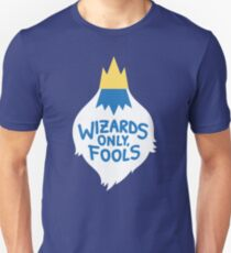 Wizards Only, Fools Unisex T-Shirt