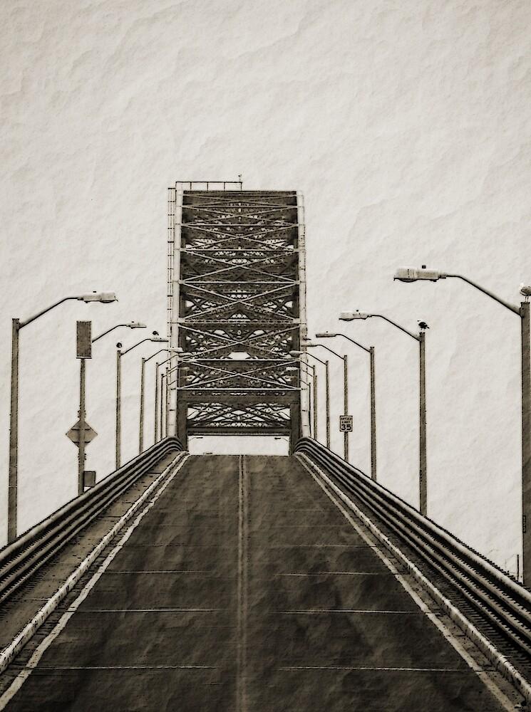 Robert Moses Causeway Bridge  by John  Kapusta
