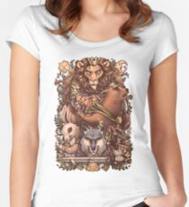 ARMELLO - Battle for the crown Women's Fitted Scoop T-Shirt