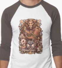 ARMELLO - Battle for the crown Men's Baseball ¾ T-Shirt