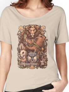 ARMELLO - Battle for the crown Women's Relaxed Fit T-Shirt