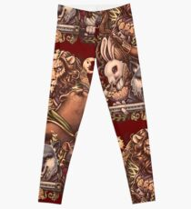ARMELLO - Battle for the crown Leggings