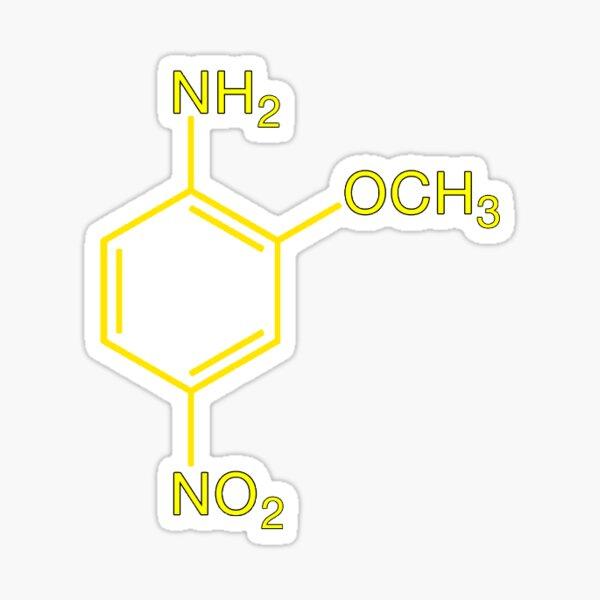 Autocollant chlore Twenty One Pilots (composé chimique) Sticker