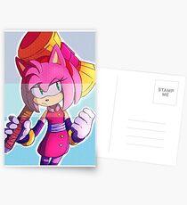 Amy Boom Postcards