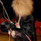 le cirque de Zoé- lion girl by Bruno Lopez