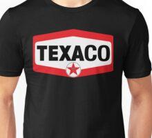 TEXACO OIL RACING VINTAGE LUBRICANT Unisex T-Shirt